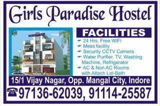 GIRLS PARADISE HOSTEL