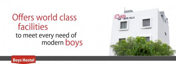 Oasis Boys hostal